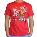 Mitchell & Ness Shirt Chicago Bulls HWC Drive To The...