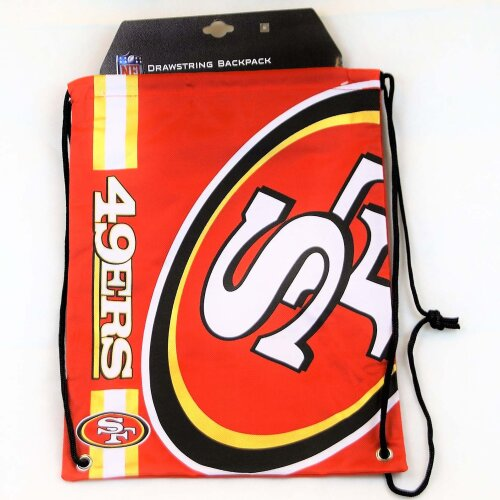 Forever Collectibles Gym Bag San Francisco 49ers