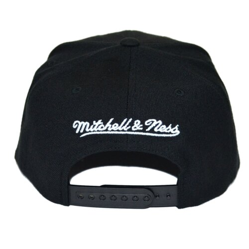 Mitchell & Ness Snapback Cap Full Dollar Boston Celtics black