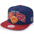 Mitchell & Ness Snapback Cleveland Cavaliers Team Arch...