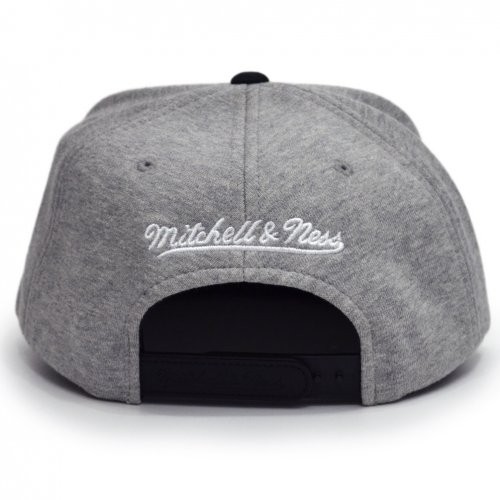 Mitchell & Ness Snapback Grey Heather Toronto Raptors grey