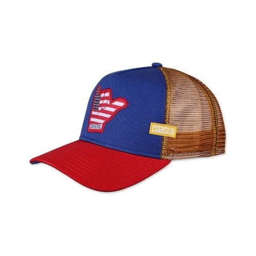 Coastal Snapback US Shaka royal