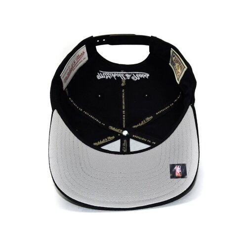 Mitchell & Ness Snapback Cap Denver Nuggets Team Arch black HWC