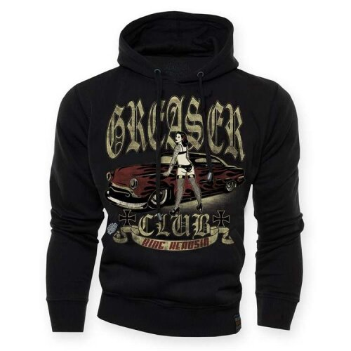 King Kerosin Hoody Greaser