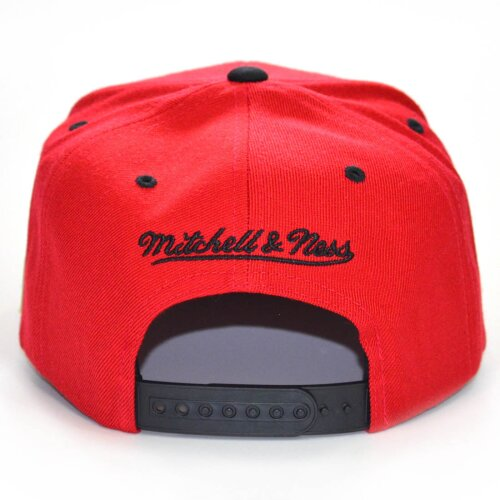Mitchell & Ness Snapback Cap Team Arch HWC Miami Heat red/black
