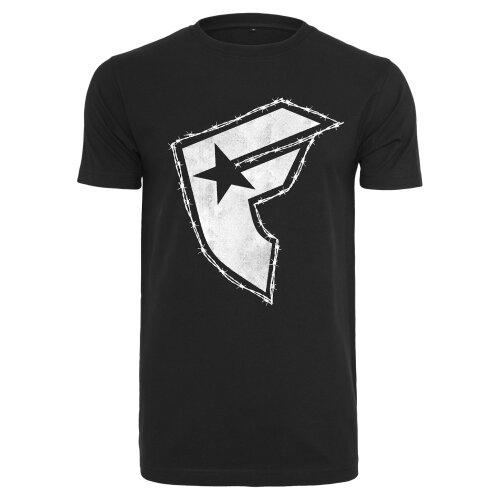 Famous Shirt Barbed black