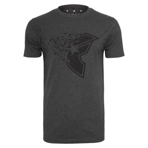 Famous Shirt Blasted charcoal