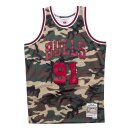 Mitchell & Ness Swingman Jersey Chicago Bulls Dennis...