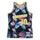 Mitchell & Ness Floral Swingman Jersey Golden State...
