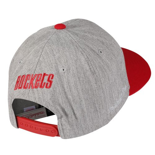 Mitchell & Ness Snapback 110 Hometown Houston Rockets grey/red