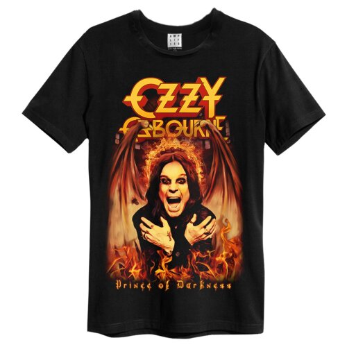 Amplified Shirt Ozzy Osbourne - Prince Of Darkness