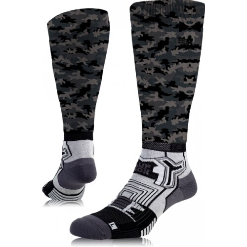 LUF SOX Socken Performance Ride Transform Camo Ash
