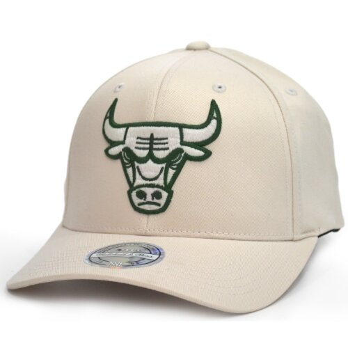 Mitchell & Ness NBA stone/forest Snapback Chicago Bulls
