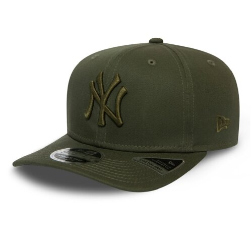 New Era Cap League Essential 9Fifty Stretch Snap New York Yankees olive