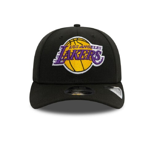 New Era Cap NBA 9Fifty Stretch Snap Los Angeles Lakers black OTC