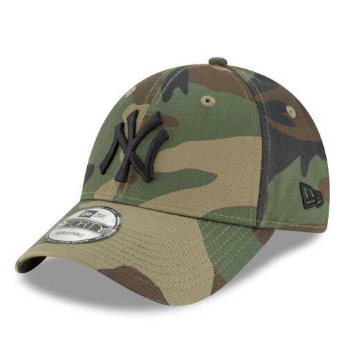 New Era Cap League Essential 9Forty New York Yankees camo/black