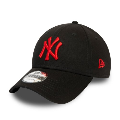 New Era Cap League Essential 9Forty New York Yankees black/red