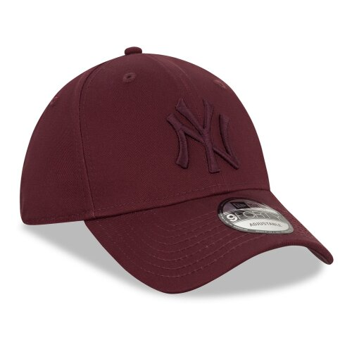 New Era Cap League Essential 9Forty Snap New York Yankees maroon