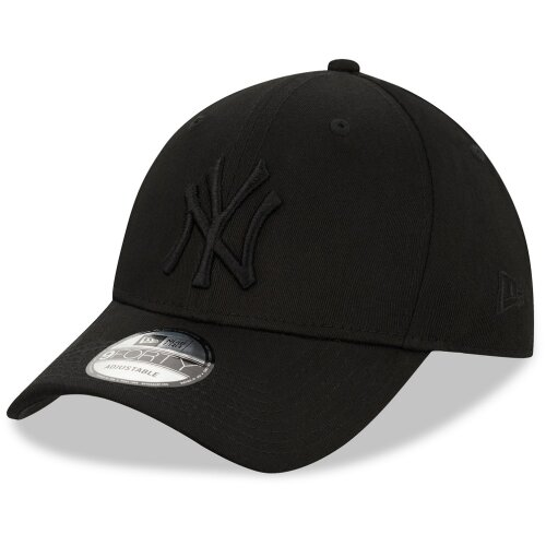 New Era Cap League Essential 9Forty Snap New York Yankees black