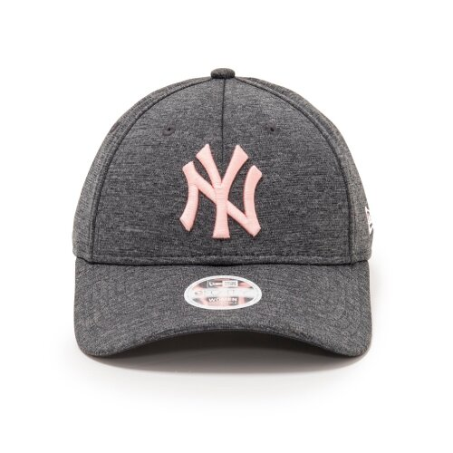 New Era Cap Female League Essential 9Forty New York Yankees grey/pink
