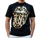 Amplified Shirt Rolling Stones Leo Tongue