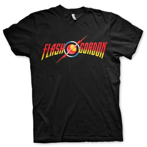 Flash Gordon T-Shirt black