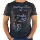 Amplified Shirt Rolling Stones UK Tongue