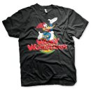 Woody Woodpecker T-Shirt black