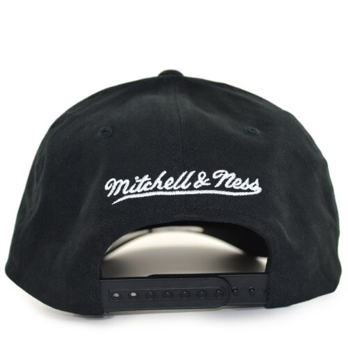 Mitchell & Ness NBA Cardinal 110 Snapback Brooklyn Nets black