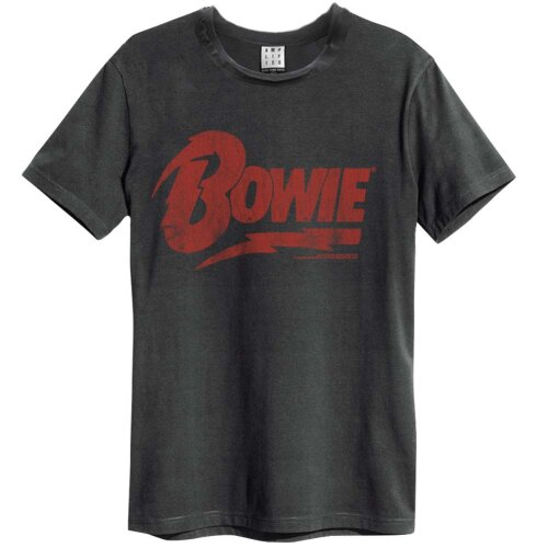 Amplified Shirt Bowie Logo