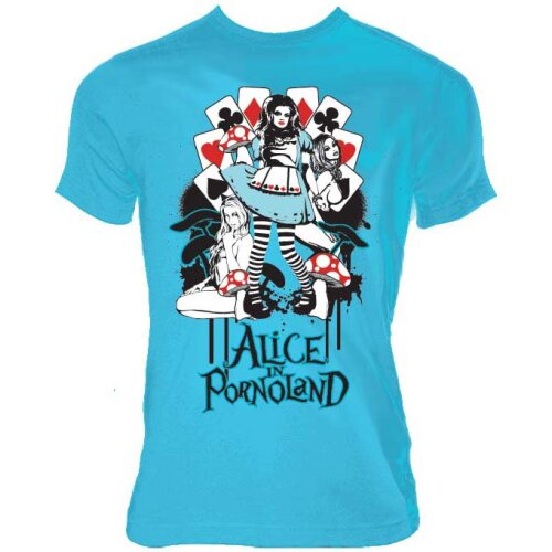 Gorilla Fun Shirt Alice In Pornoland
