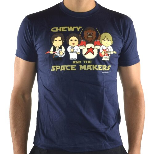 Toonstar Shirt Chewy And The Space Makers