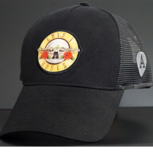 Amplified Classic vintage Trucker Cap Guns n Roses