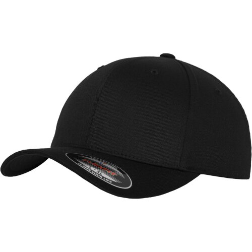 Flexfit Cap black/black