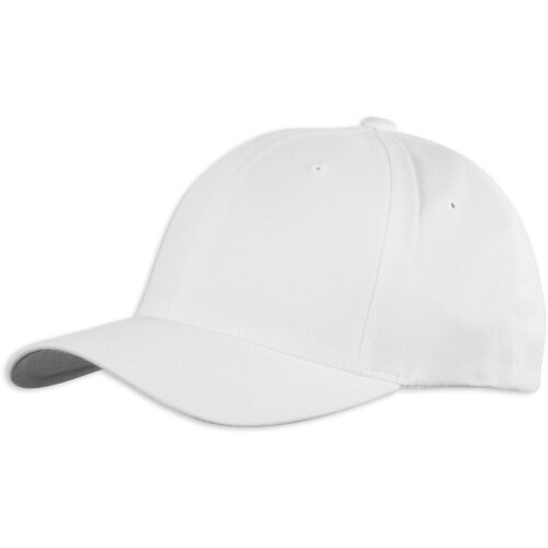 Flexfit Cap white