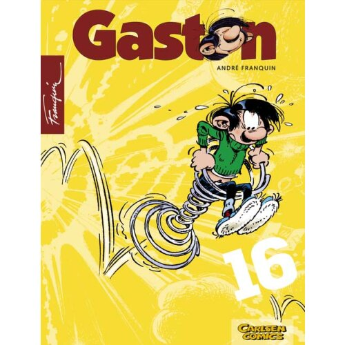 Gaston Band 16