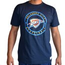 Mitchell & Ness Shirt Oaklahoma City Thunders Circle...