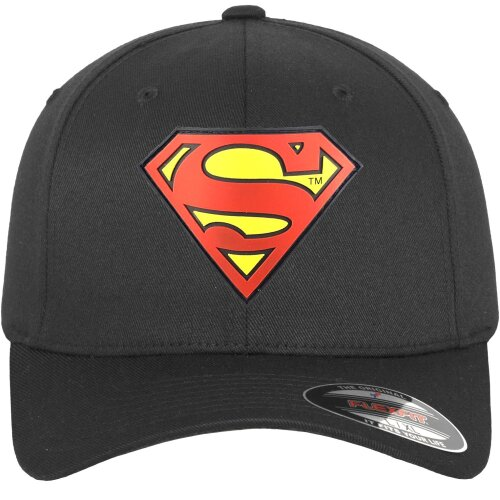 Flexfit Cap Superman Logo black