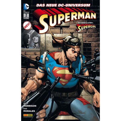 DC Superman Comic Band 2