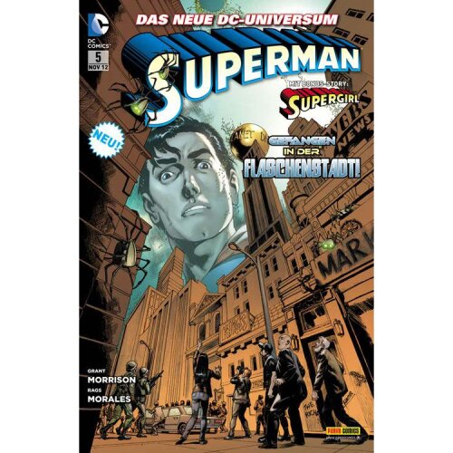 DC Superman Comic Band 5